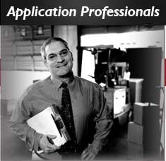 Loading Dock Equipment Application Professionals